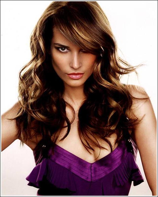 Брондирование на мелированные волосы - 4