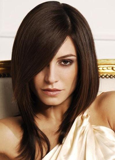 Быстрые и простые прически на средние волосы